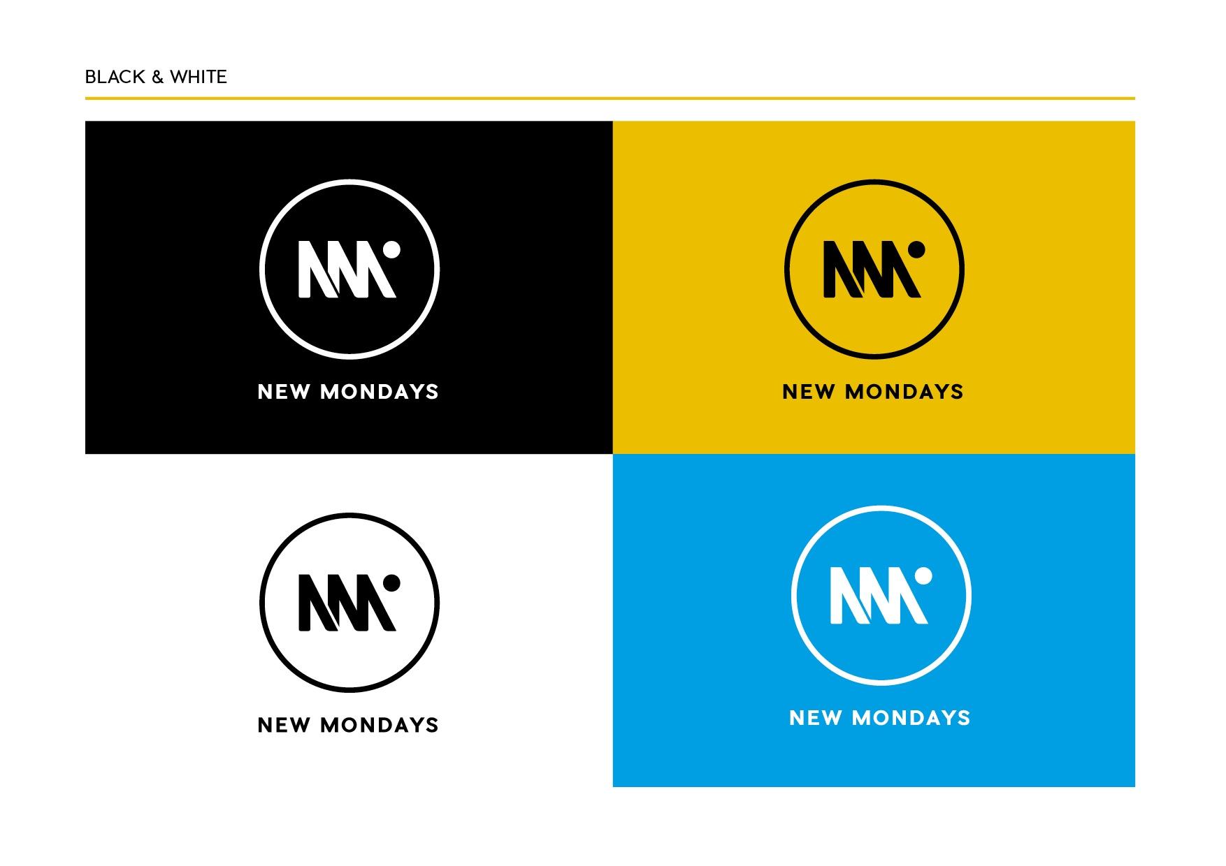 Branding de NEW MONDAYS