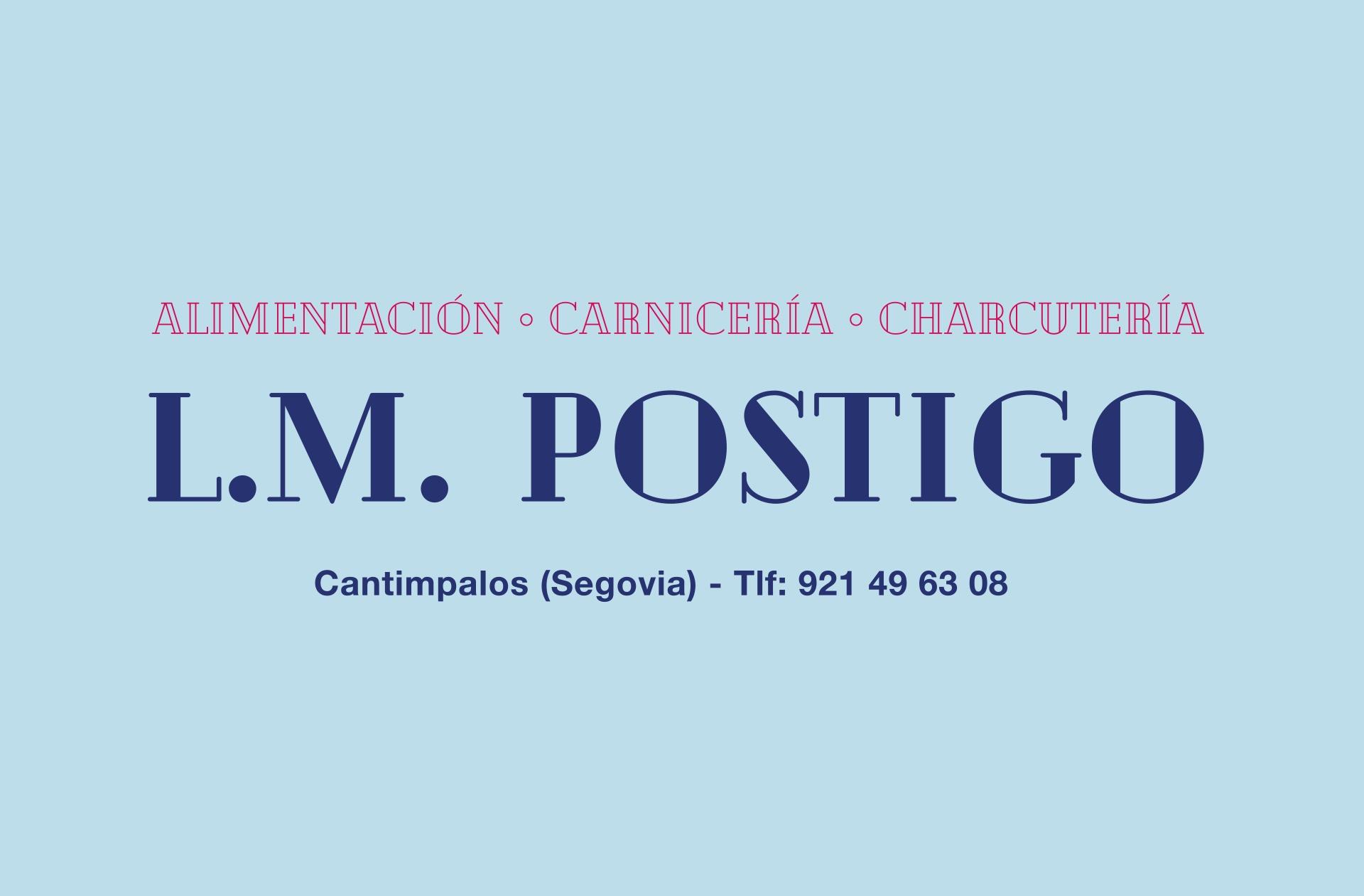 Branding Alimentación L.M. Postigo