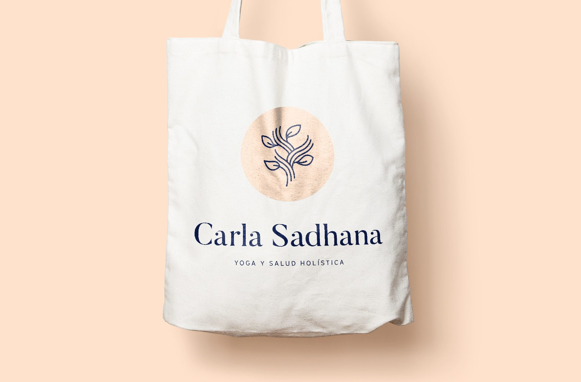 Branding Carla Sadhana Yoga Studio